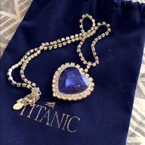 Replica Titanic necklace